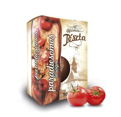 Paradicsomos lasagne valódi paradicsommal (20%) VEGÁN