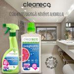 Üvegtisztító Cleaneco